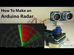 The Arduino Radar