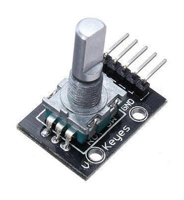 KY-040 - Rotary Encoder-Decoder Module