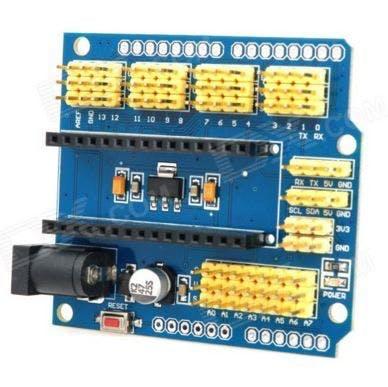 Sensor Shield for Arduino NANO (Optional)