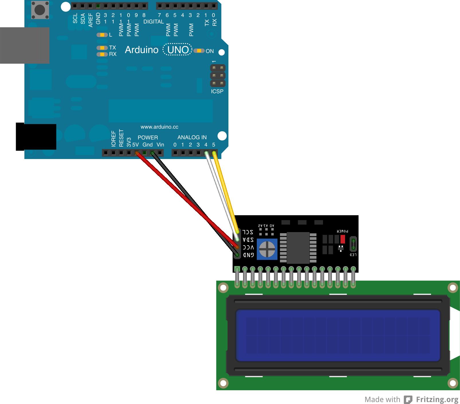 Arduino pc monitor hackster