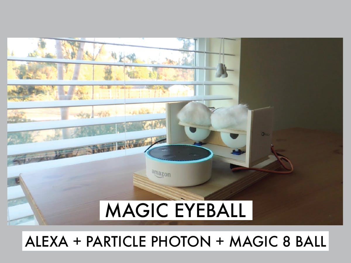 Magic Eyeball