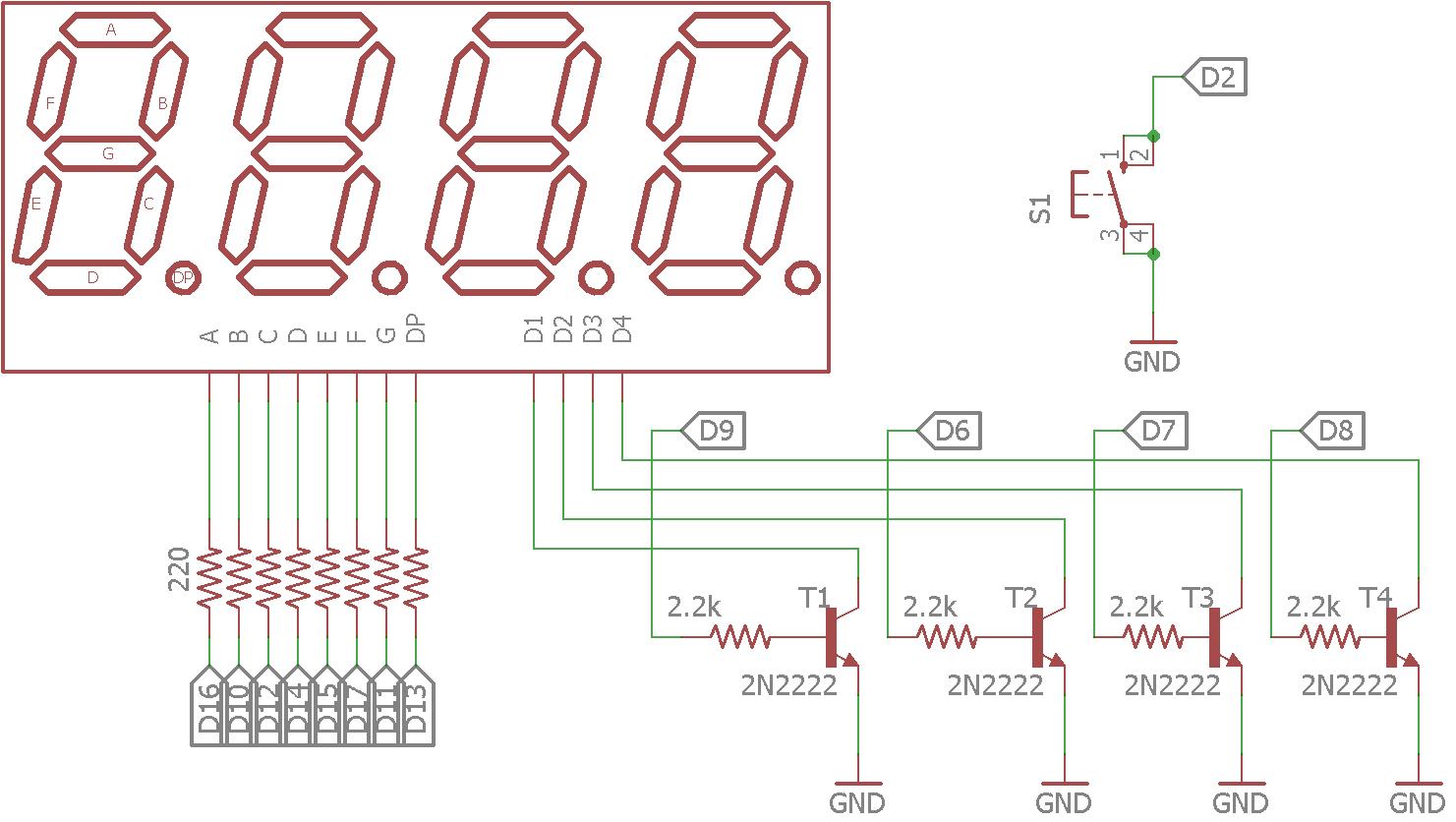 Arduino Powered Water Bottle Drinking Alarm Circuit Display Module Uhget6vbpt