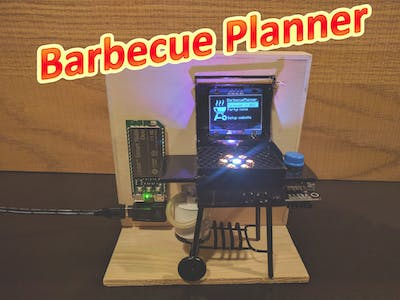 Barbecue Planner with Amazon DRS integration