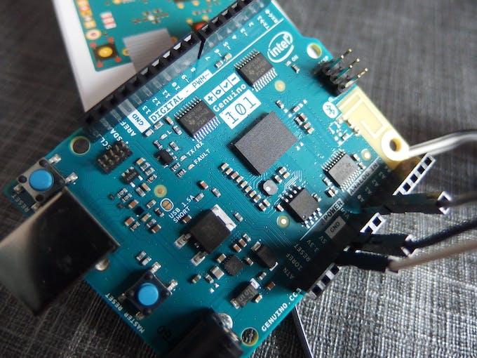 Arduino 101 board