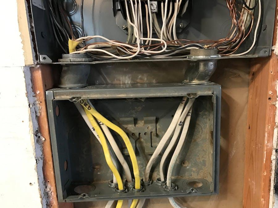 Full home power monitor