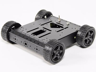 Bluetooth-Controlled Car