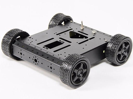 Bluetooth-Controlled Car