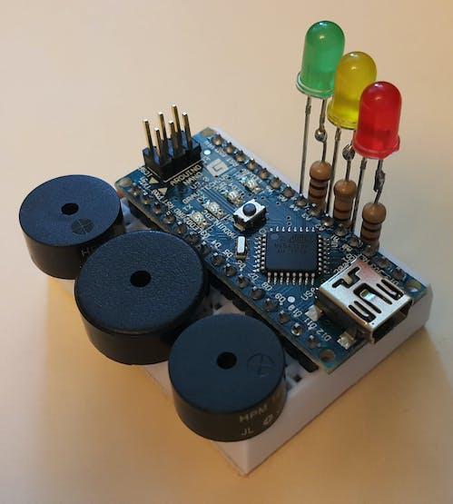 Happy Birthday Melody On Arduino Nano With 3-way Polyphony - Hackster io