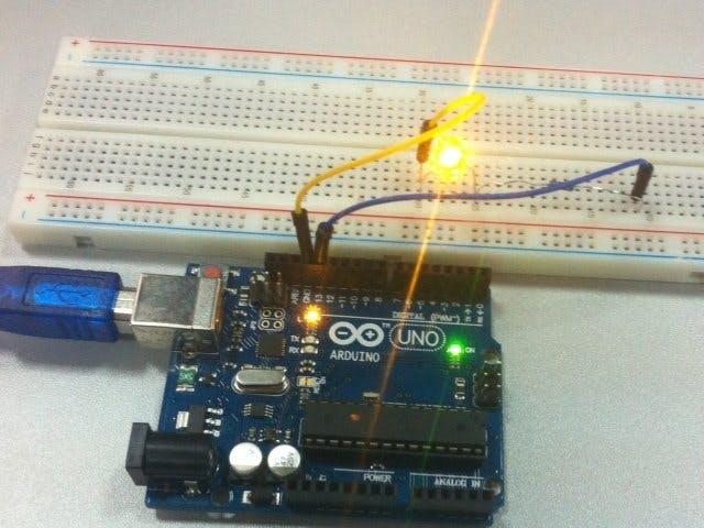 Controlling LED