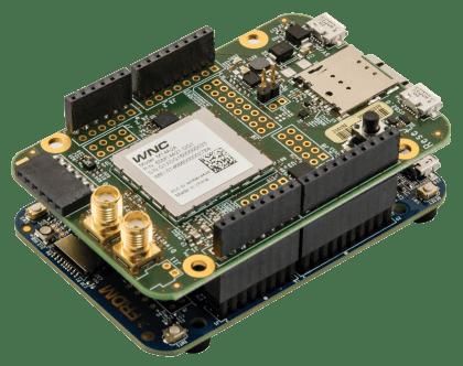 AT&T Cellular IoT Starter Kit