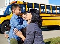 Schoolbus/Child tracker