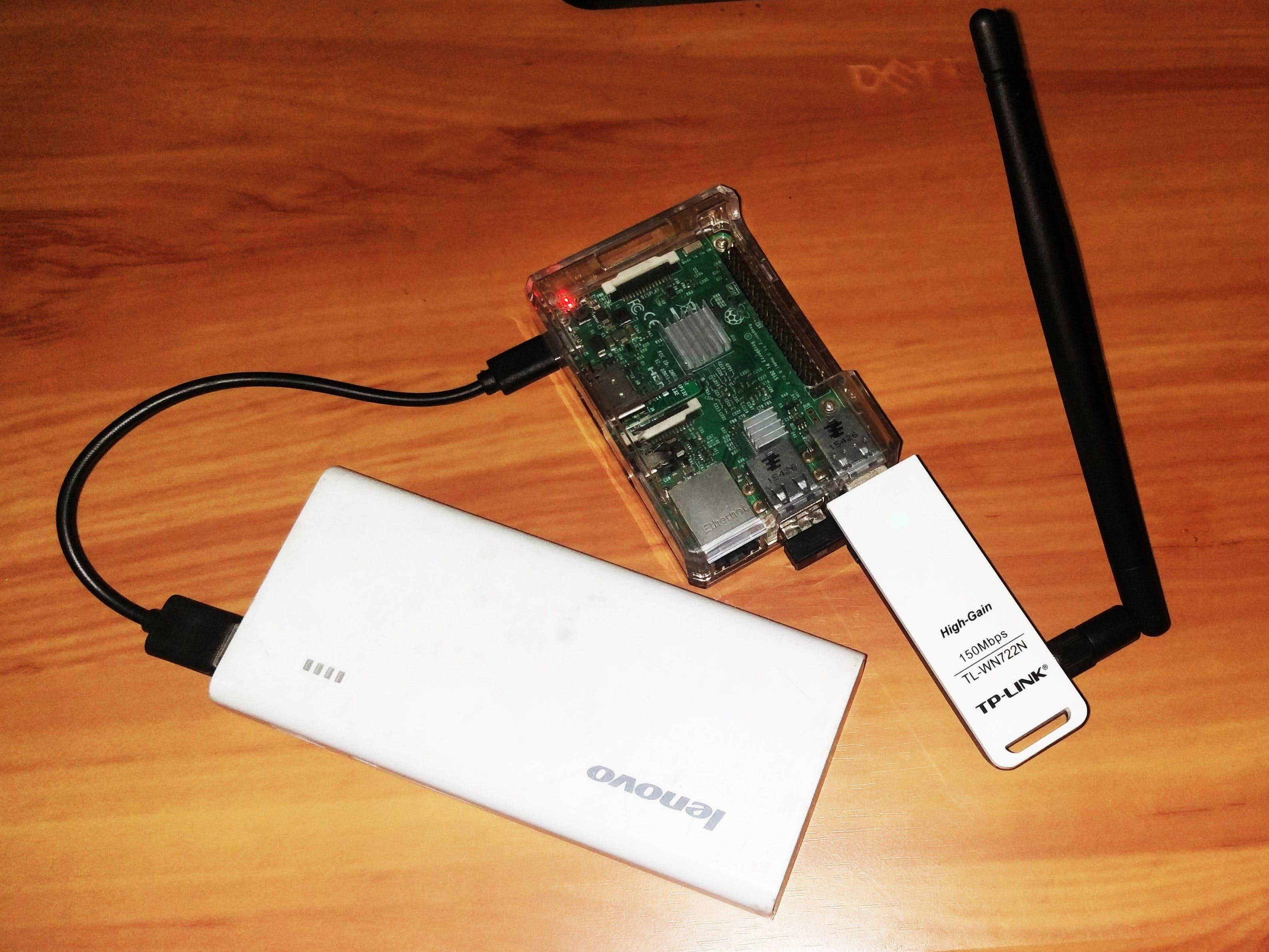 Portable Hacking Station Using Raspberry Pi