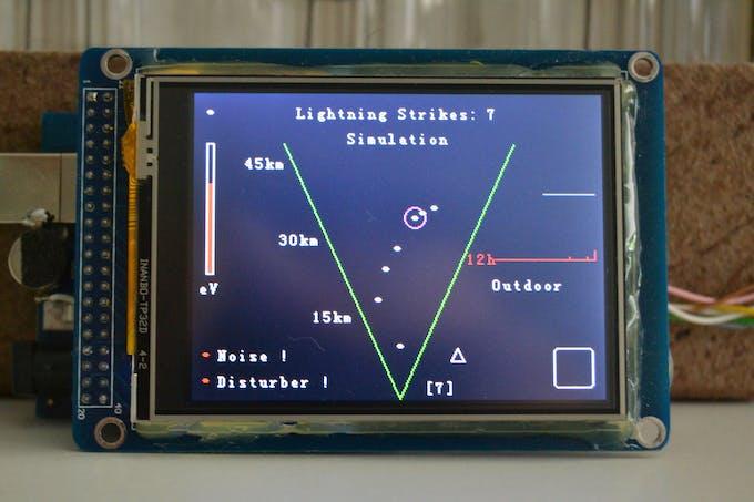 Lightning Radar