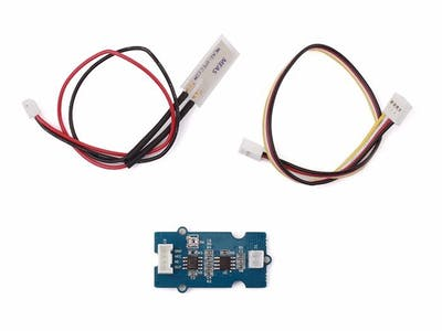 Grove Starter Kit For Arduino - Piezo Vibration Sensor