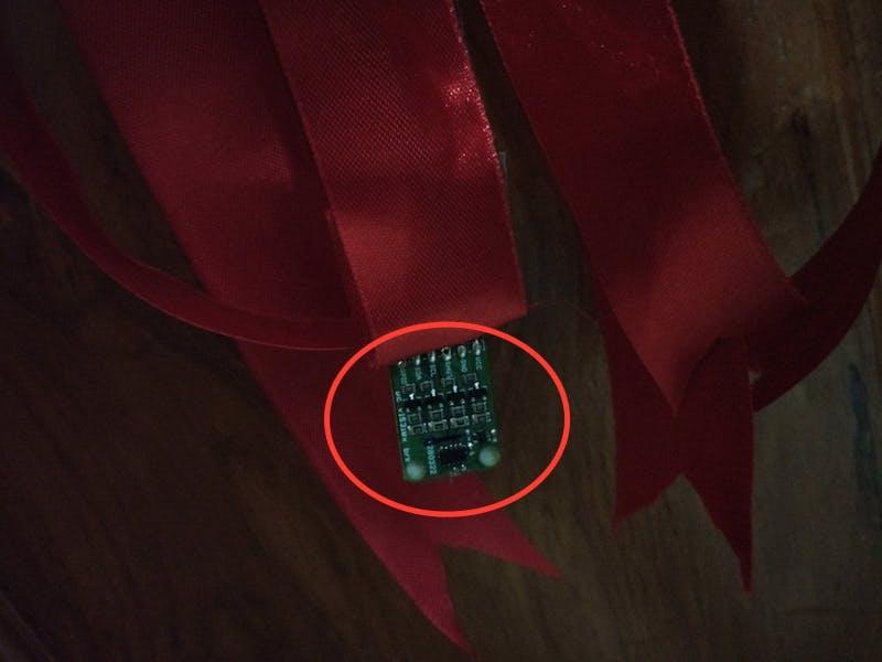 ProtoCentral VL530L0X Laser sensor breakout