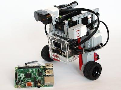 BrickPi3 BalanceBot