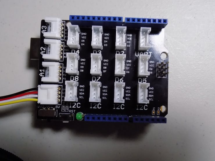 Grove Starter Kit For Arduino --- Stepper Motor & Driver - Hackster.io
