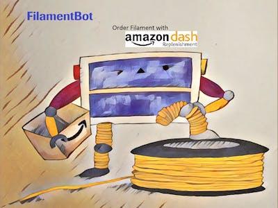 Smart 3D Printer Filament Counter (FilamentBot)