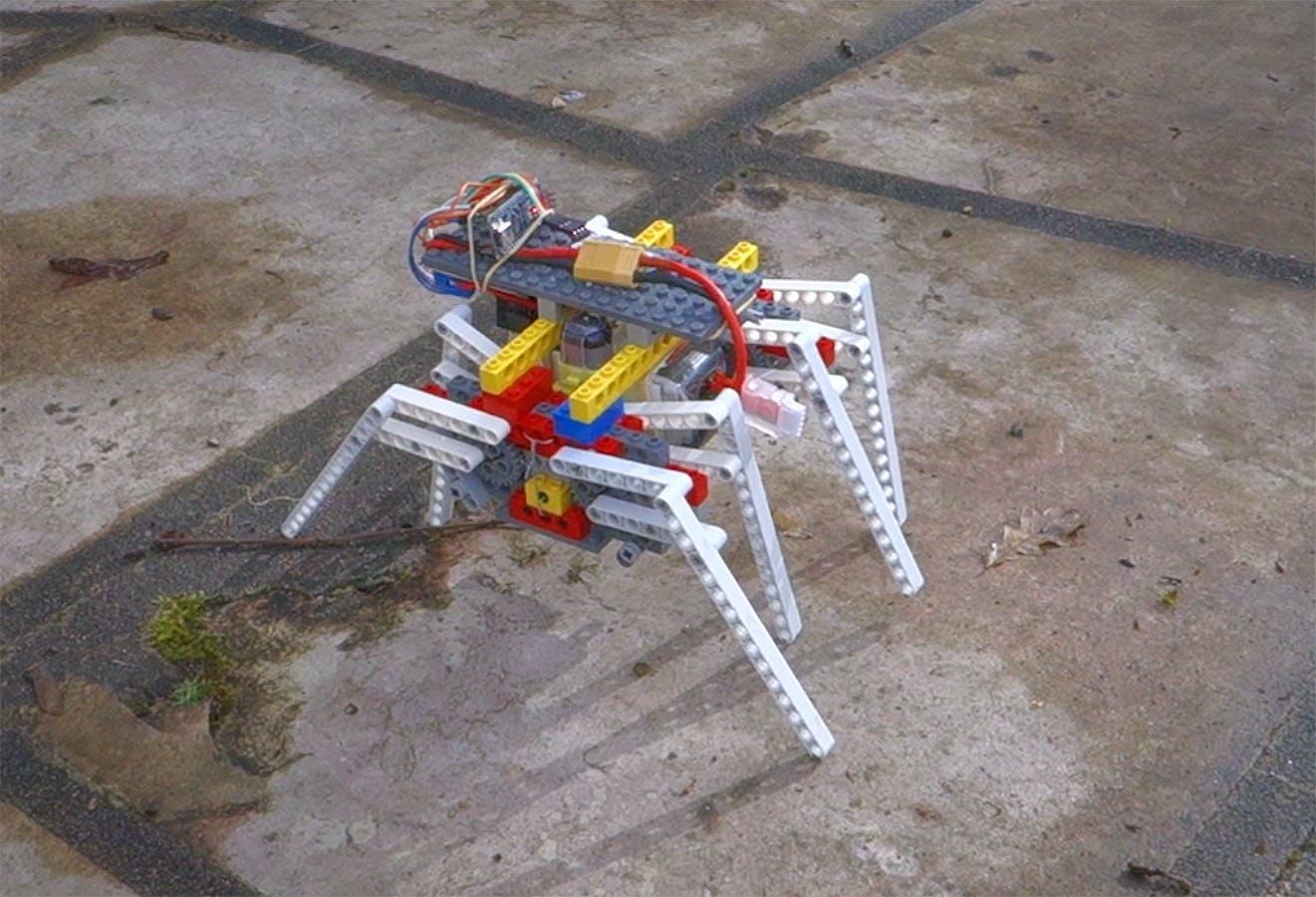 Spideruino