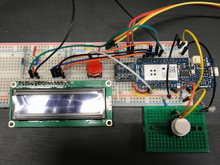 FilamentBot  in development