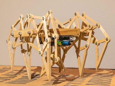 Strandbeest - a Robotic Project