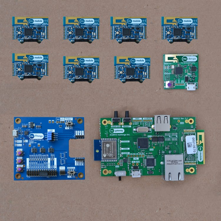 mcModule120 Dev Kit
