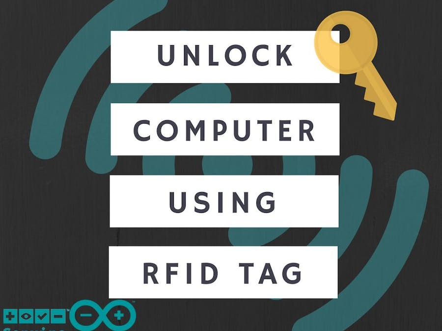 Arduino RFID unlock Mac (Linux and Win)