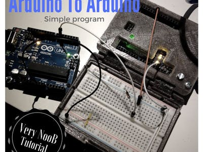 Communication Between Arduino UNO