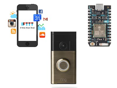 Particle Photon Doorbell