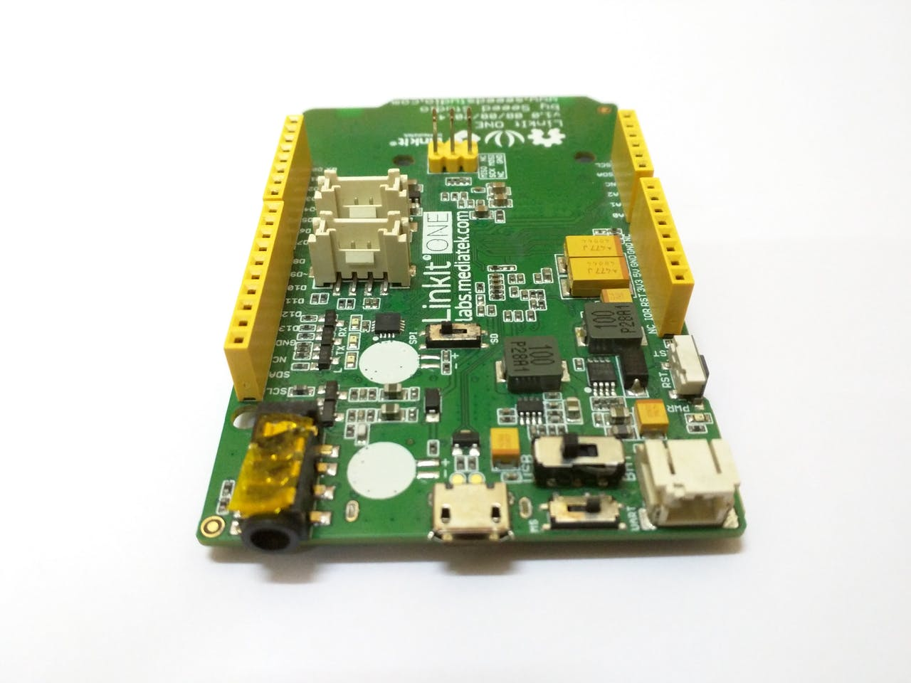 Smart Home Controller Using Psoc And Linkit One 8 Channel Lpt Relay Board