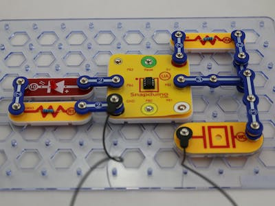 Snap Circuits® - Snapduino Candle