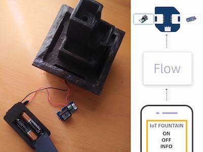 IoT Fountain