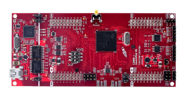 LAUNCHXL-F28379D C2000 Delfino LaunchPad
