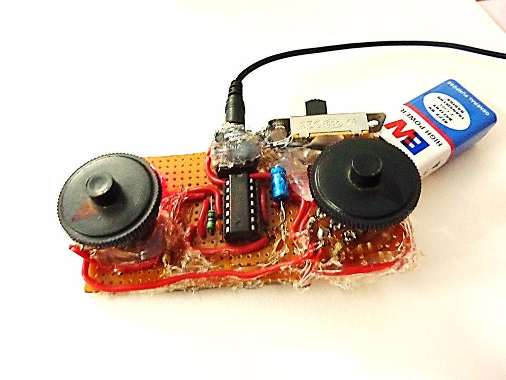 Atari Punk Console Learn To Build The Electronic Circuits