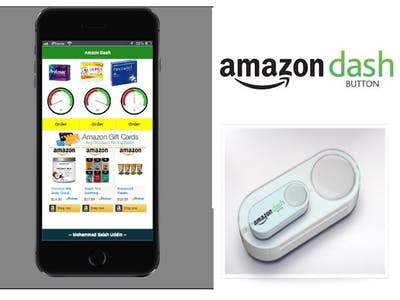 Amazon Smart Medicine Dash Box