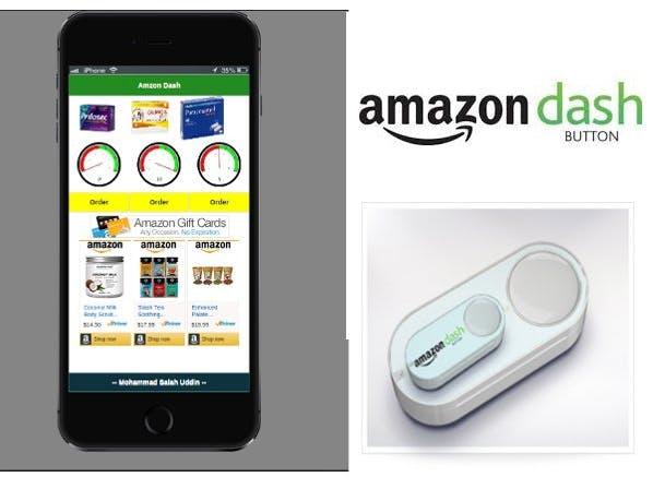 Amazon Smart Medicine Dash Box