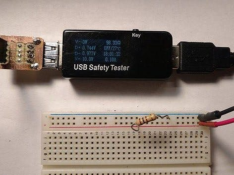 Alternate Use for Cheap USB Current Meter