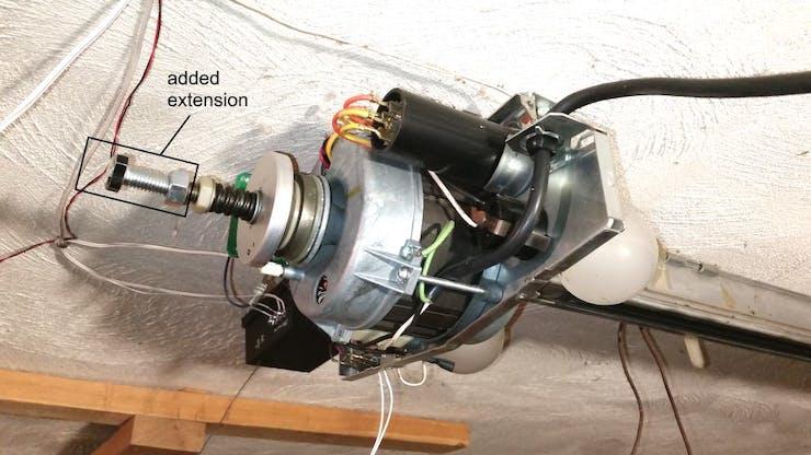 Opener Sensor Wiring In Addition Garage Door Opener Wiring Diagram For