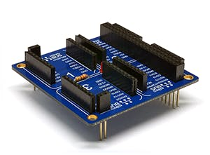 PHPoC mikroBUS Expansion Board