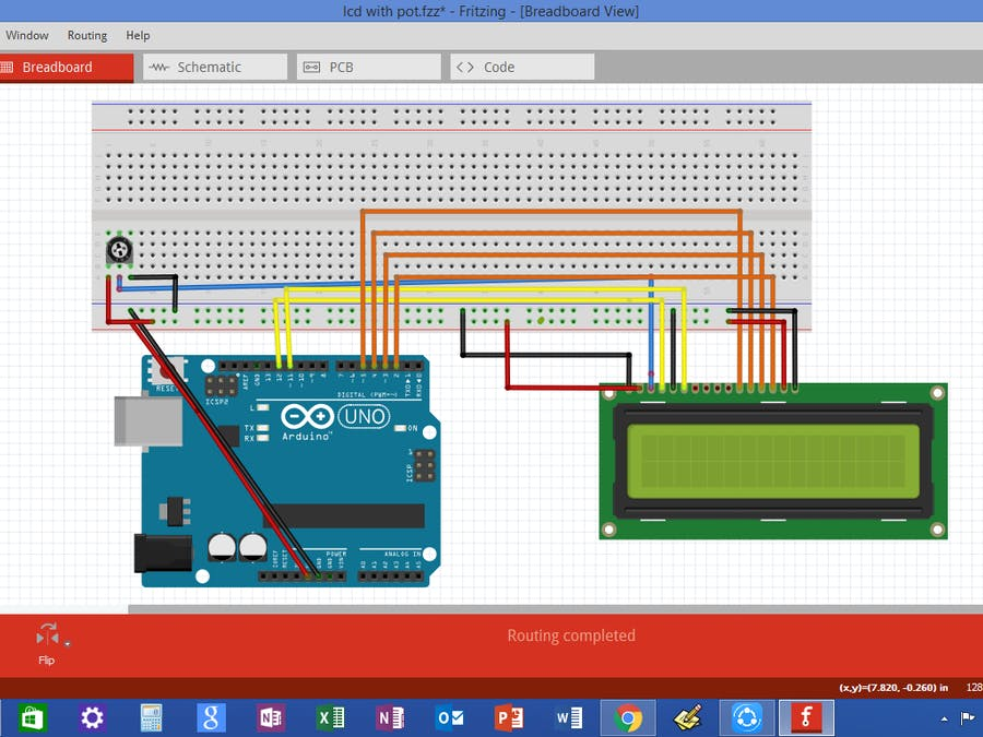 Arduino hello world hackster