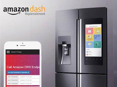 Smart fridge (self-replenishing) + Amazon DRS php API - Hackster.io