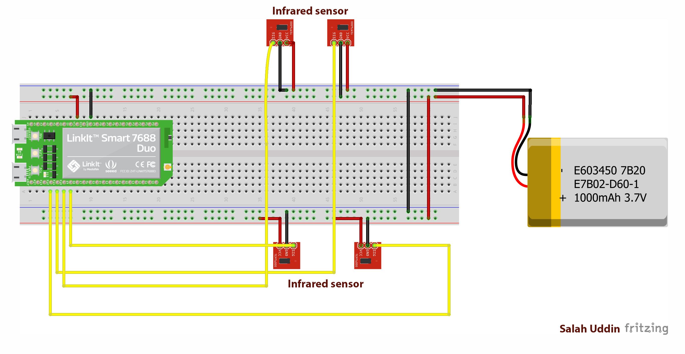 Circuit wwf7t86fwv