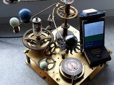 Arduino Planetarium