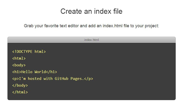 Upload our website code on the repository created
