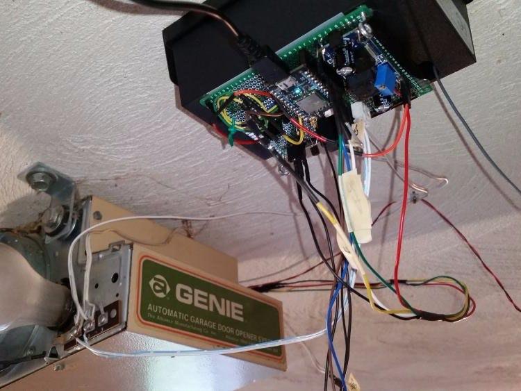 genie 1 2 hp model h4000a manual