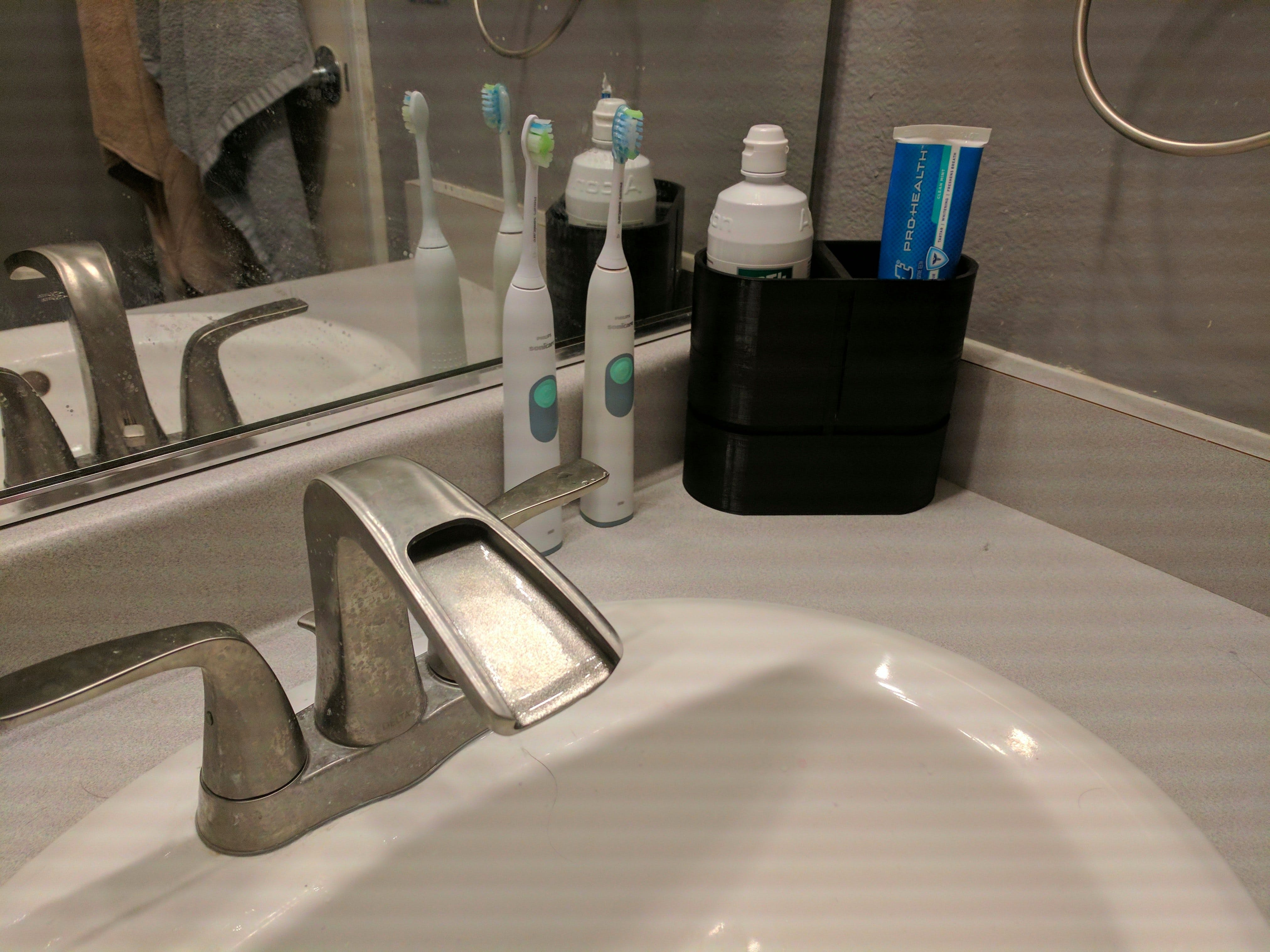 Internet of Toiletries