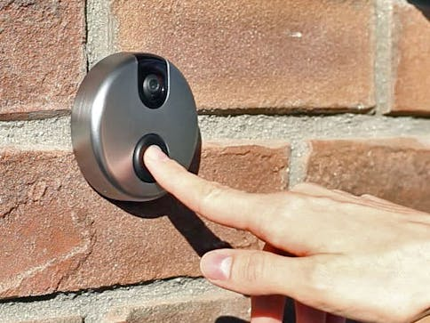 Door bell tells you everything!!