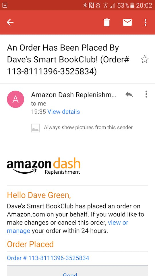 Book Club Service Using Amazon DRS - Hackster io