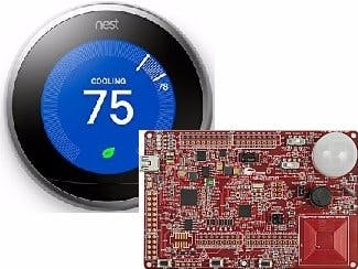 Remote Zoned A/C with Nest and the Cypress PSoC