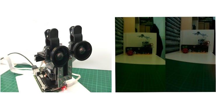 Wide Angle Lens and screenshot